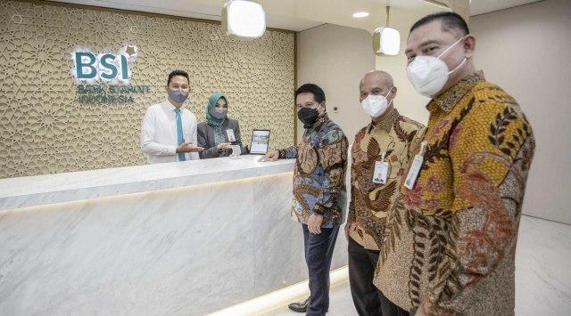 4 Fakta Bank Syariah Indonesia: Terbesar ke-7 di RI, Digadang Jadi Kelas Dunia (58788)