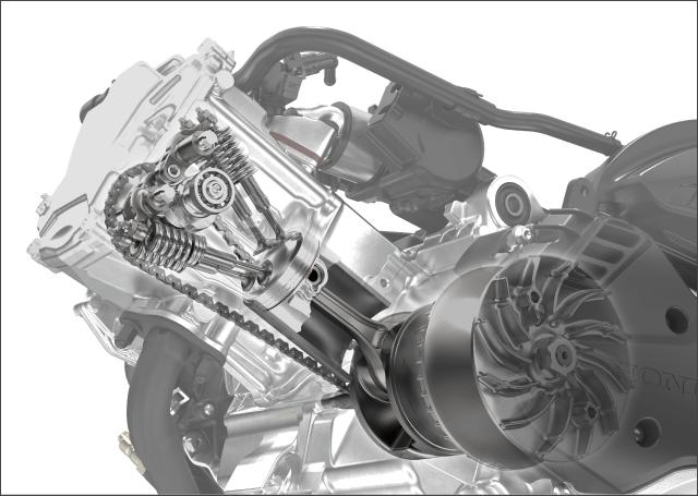 8 Fokus Ubahan di All New PCX 160, Lebih Baik dari Yamaha NMax?  (78575)