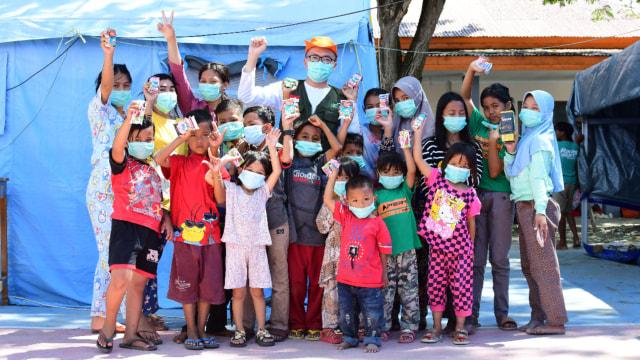 LAZ Harapan Dhuafa Sigap Bantu Korban Bencana di Indonesia (8811)