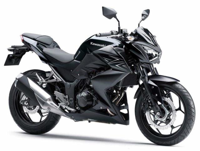 Kawasaki Z250 Hilang Dari Website Resmi, Sinyal Akan Disuntik Mati? (4897)