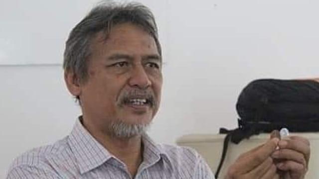 Klarifikasi Zaim Saidi: Dinar Dirham di Pasar Muamalah Bukan Mata Uang (385560)