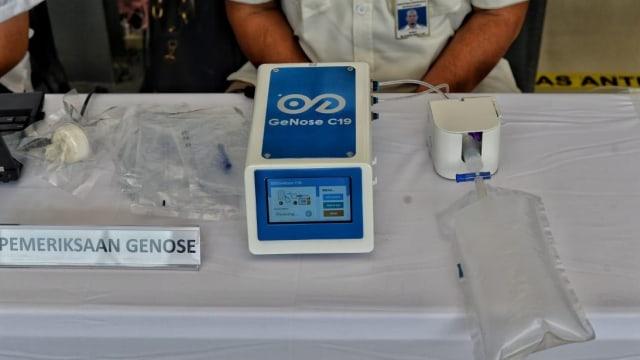 Pemerintah Kabupaten Sitaro Ingin Jajaki GeNose, Deteksi COVID-19 di Pelabuhan (5300)