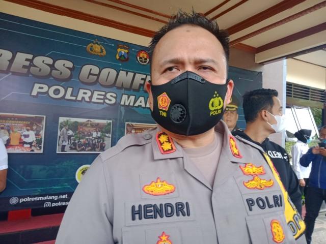 Kapolres Malang Pastikan Dentuman Bukan Latihan Militer atau Gunung Api (24629)