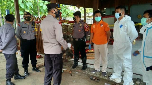 Kronologi Pembunuhan Satu Keluarga Pemilik Padepokan Seni di Rembang (62906)