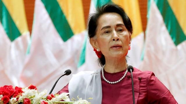 Komisi Antikorupsi Myanmar Tuduh Aung San Suu Kyi Terima Suap  Setara Rp 8 M (119500)
