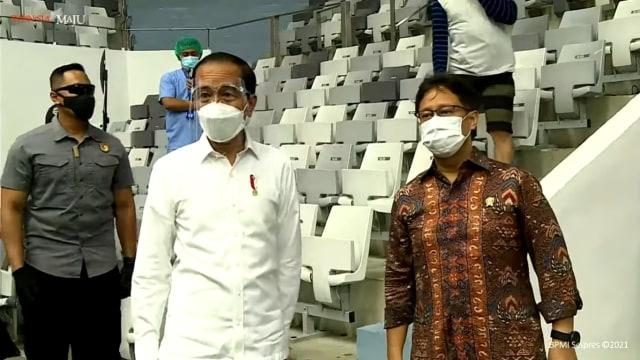 Oksigen Medis Langka dan Mahal, LaporCovid-19 Kirim Somasi ke Jokowi-Menkes (304774)
