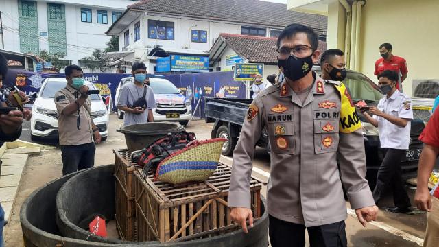 Kehilangan Sepeda Motor? Silakan Cek ke Polres Bogor (68127)
