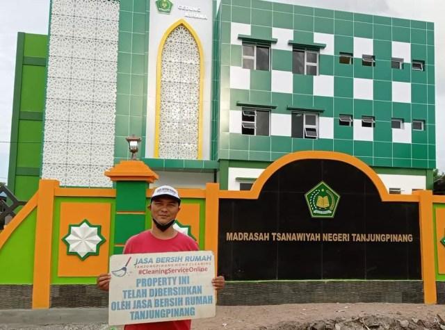 Usnedi, Mantan Karyawan di Jepang yang Kini Jadi Bos Home Cleaning (71143)