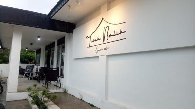 Kafe Titik Balik, Bandar Lampung: Nikmati Kopi dan Balik ke Titik Produktif (106479)