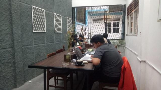 Kafe Titik Balik, Bandar Lampung: Nikmati Kopi dan Balik ke Titik Produktif (106481)