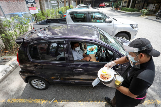 Dari AS hingga Malaysia, Tak Ada yang Batasi Warga Makan 20 Menit di Tempat (22616)