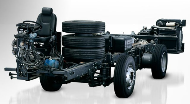Bedah Bus Mercedes-Benz OH 1626, Pakai Suspensi Udara Anti Kriyet-kriyet! (237812)