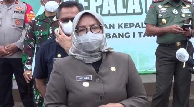 Kabupaten Bogor Perpanjang PPKM Skala Mikro hingga 8 Maret  (353124)