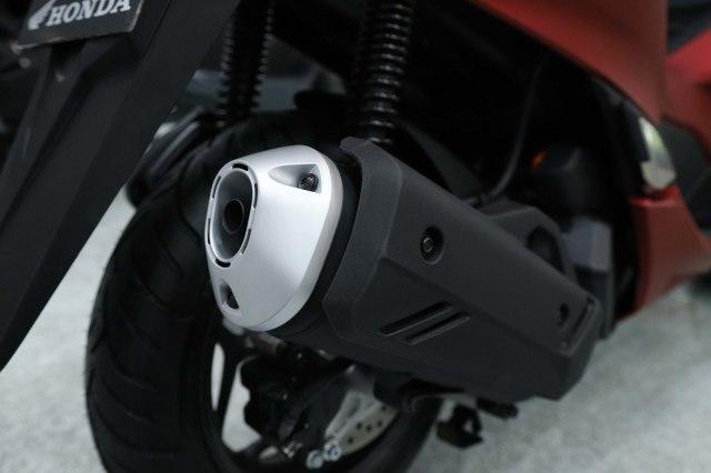 Foto: Yang Baru di All New Honda PCX 160 2021 (122660)