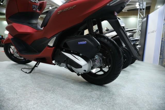 Foto: Yang Baru di All New Honda PCX 160 2021 (122659)