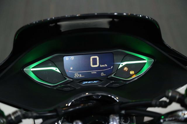 Foto: Yang Baru di All New Honda PCX 160 2021 (122658)