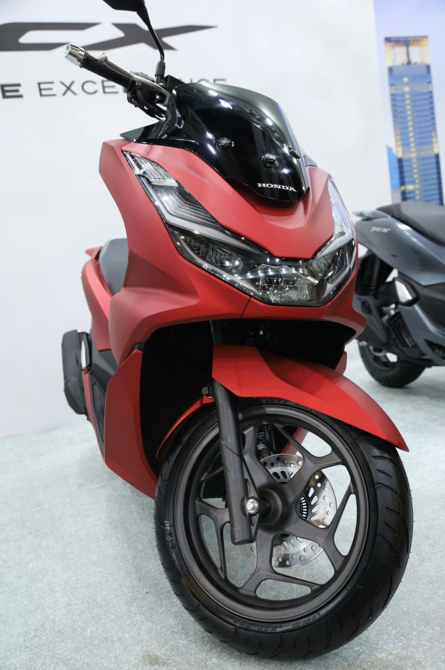 Foto: Yang Baru di All New Honda PCX 160 2021 (122654)