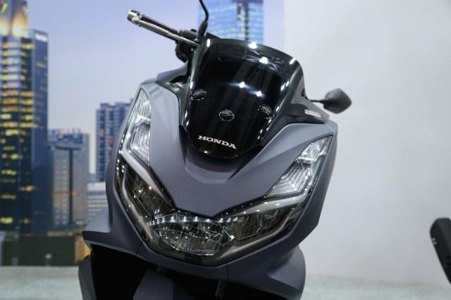 Foto: Yang Baru di All New Honda PCX 160 2021 (122655)