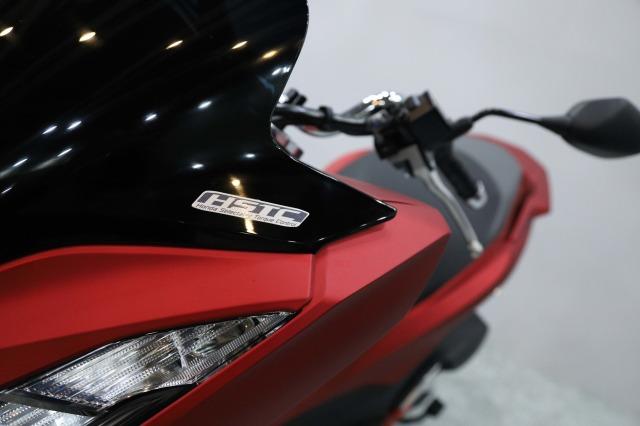 Foto: Yang Baru di All New Honda PCX 160 2021 (122657)