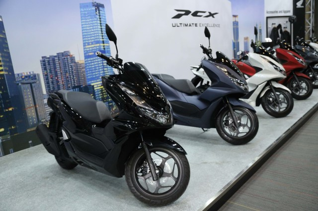 Foto: Yang Baru di All New Honda PCX 160 2021 (122652)