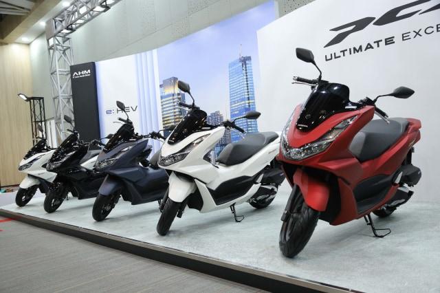 8 Fokus Ubahan di All New PCX 160, Lebih Baik dari Yamaha NMax?  (78572)