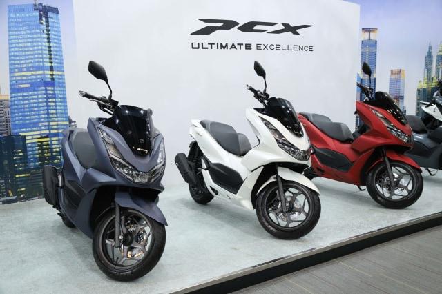 Foto: Yang Baru di All New Honda PCX 160 2021 (122650)
