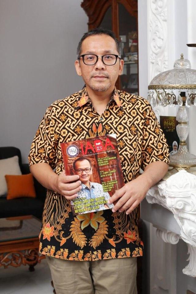 CEO Euro Management Indonesia Bimo Sasongko Maju Jadi Caketum Ikatan Alumni ITB (771655)