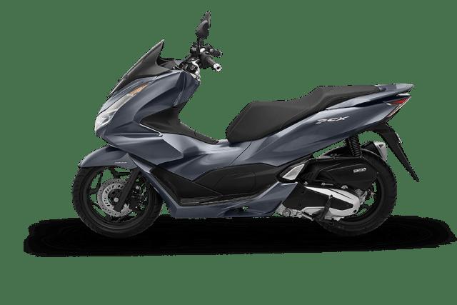 Ukuran Ban Honda PCX 160 Ternyata 'Belang', Apa Tujuannya? (45965)