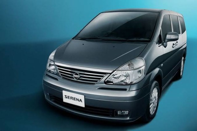 MPV Premium Nissan Serena C24 Bekas Cuma Rp 70 Jutaan  (22983)