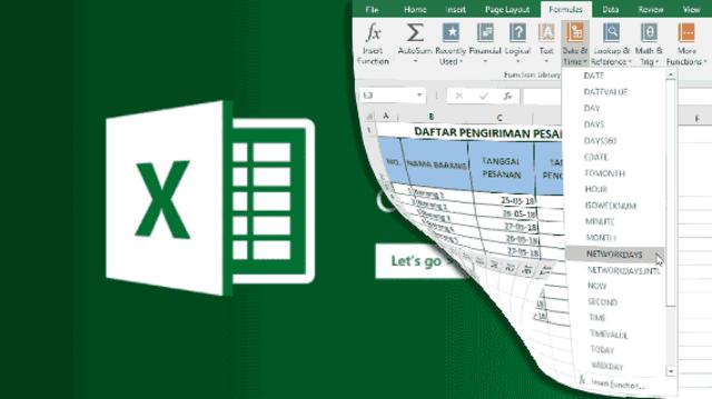 Cara Cepat Menghitung Rumus Rata-rata Excel  (2219)