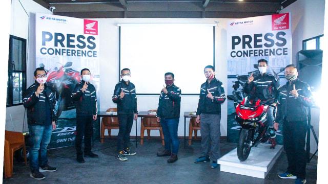 All New Honda CBR150R Resmi Launching di Kalimantan Barat (635490)
