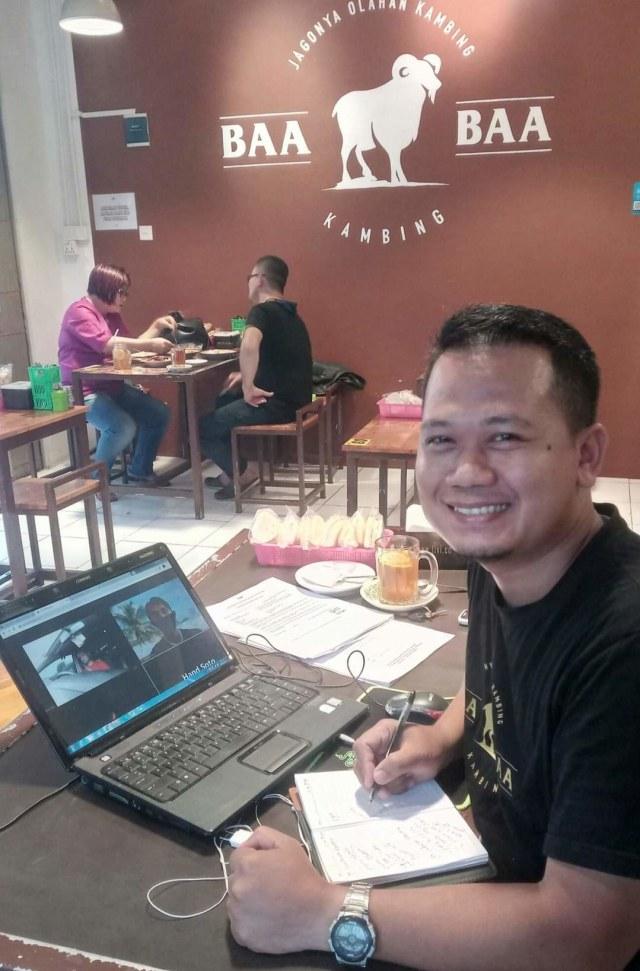Bosan Jadi Pegawai, Sri Handoyo Mantap Buka Restoran Baa Baa Kambing (30292)