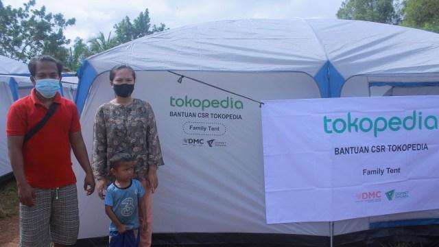 Dompet Dhuafa dan Tokopedia Salurkan Bantuan Logistik untuk Korban Gempa Sulbar (68123)