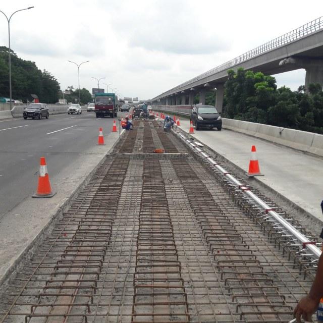 Waspada Macet, Ada Perbaikan Jalan di Ruas Tol Jagorawi Selama Seminggu (33742)