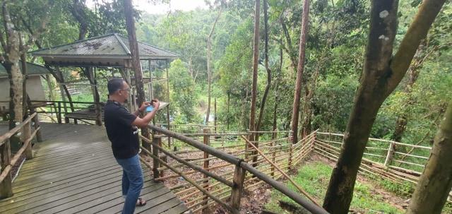 Foto Terkini Suasana Sinka Zoo Usai Harimau yang Lepas Ditangkap Kembali (90976)