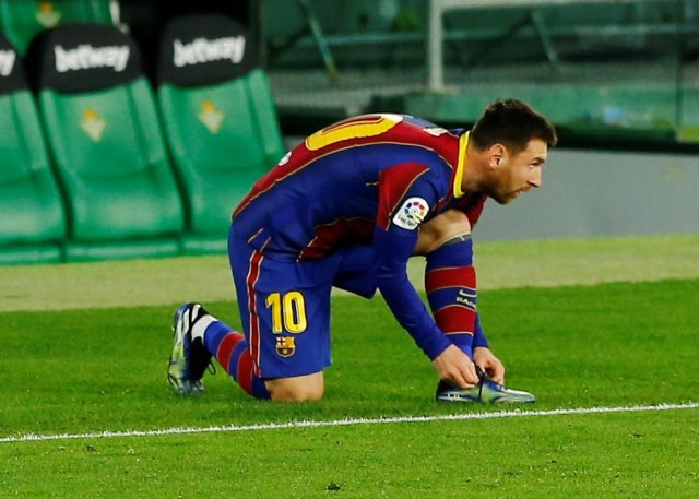 Presiden Klub La Liga Dikabarkan Siap Bantu Barcelona Bayar Lionel Messi (137364)