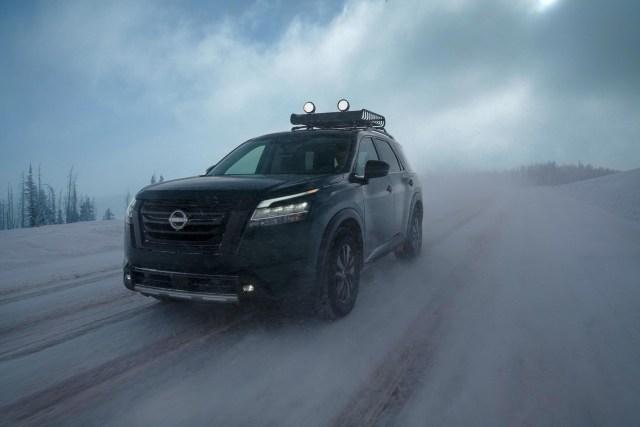 Nissan Pathfinder Terbaru Meluncur, Tantang Hyundai Palisade (44663)