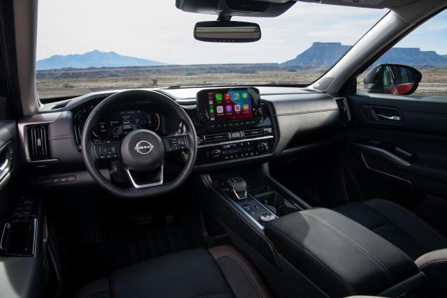 Nissan Pathfinder Terbaru Meluncur, Tantang Hyundai Palisade (44667)
