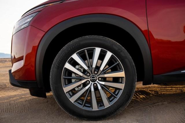 Nissan Pathfinder Terbaru Meluncur, Tantang Hyundai Palisade (44662)
