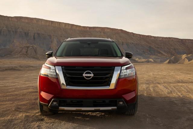 Nissan Pathfinder Terbaru Meluncur, Tantang Hyundai Palisade (44645)