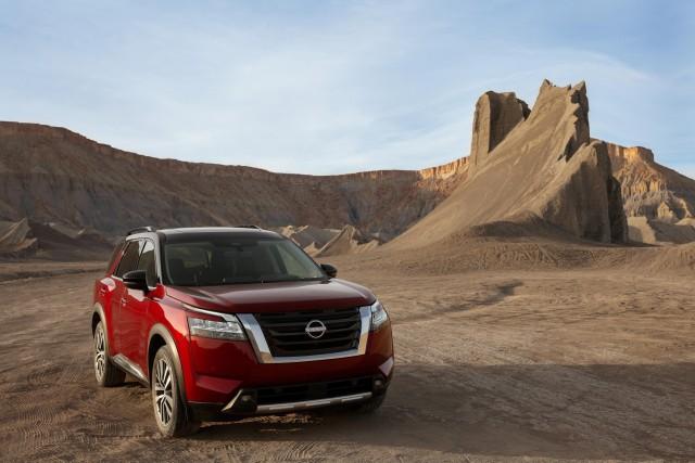 Nissan Pathfinder Terbaru Meluncur, Tantang Hyundai Palisade (44643)