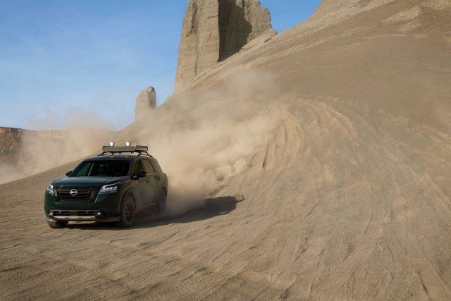 Nissan Pathfinder Terbaru Meluncur, Tantang Hyundai Palisade (44660)