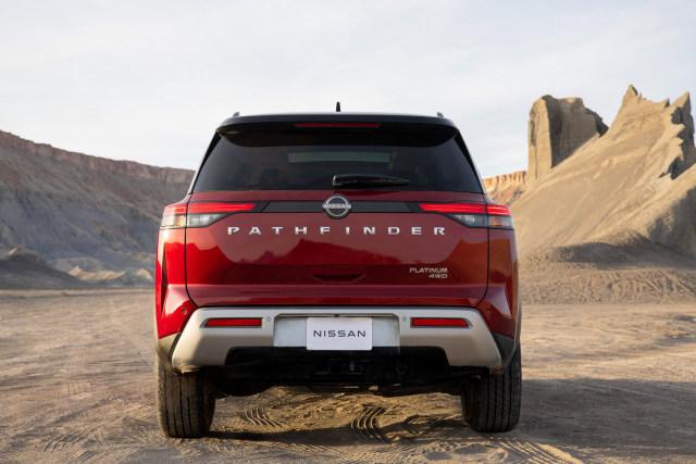 Nissan Pathfinder Terbaru Meluncur, Tantang Hyundai Palisade (44648)