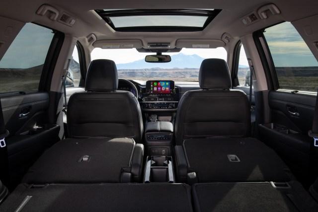 Nissan Pathfinder Terbaru Meluncur, Tantang Hyundai Palisade (44653)