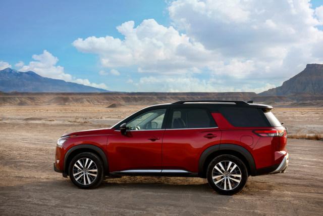 Nissan Pathfinder Terbaru Meluncur, Tantang Hyundai Palisade (44644)