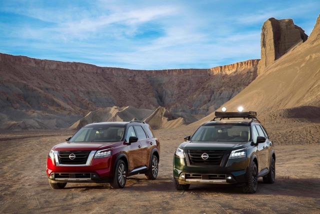 Nissan Pathfinder Terbaru Meluncur, Tantang Hyundai Palisade (44658)
