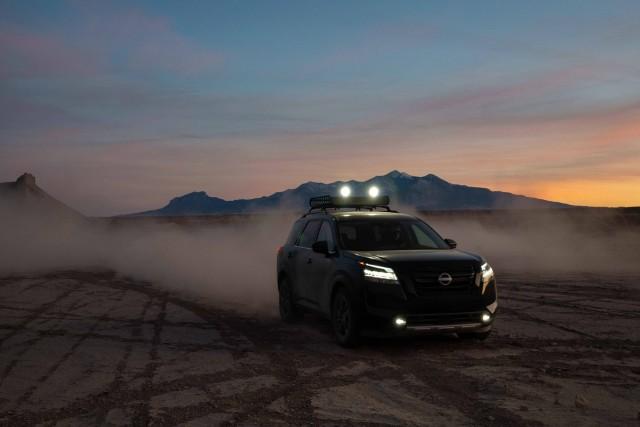 Nissan Pathfinder Terbaru Meluncur, Tantang Hyundai Palisade (44659)