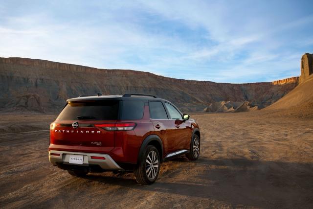 Nissan Pathfinder Terbaru Meluncur, Tantang Hyundai Palisade (44646)