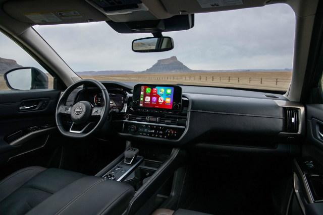 Nissan Pathfinder Terbaru Meluncur, Tantang Hyundai Palisade (44649)