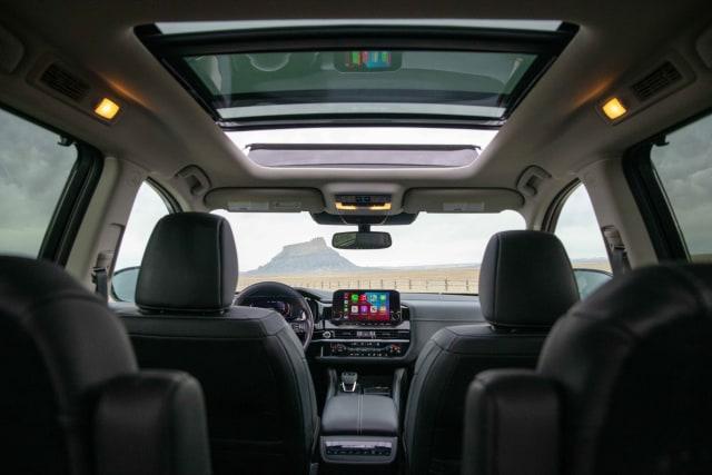 Nissan Pathfinder Terbaru Meluncur, Tantang Hyundai Palisade (44654)